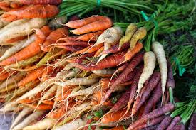 10 colorful vegetables to plant for a rainbow hued garden