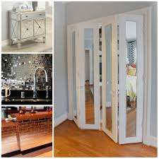 12 inexpensive ways to make your apartment a masterpiece of design use mirrored surfaces to give the impression of space