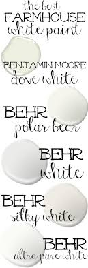 behr silky white we are painting the farmhouse liz marie blog