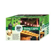 Four Lights Tiny House Decorative String Lights U0026 Outdoor Party Lights At Ace Hardware