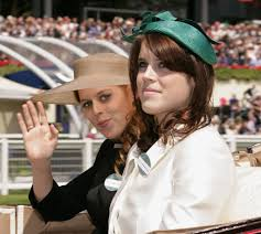 Princess Beatrice Hat Meme - princess eugenie pictures popsugar celebrity