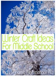 craft ideas for middle