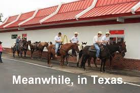 Meanwhile In Texas Meme - memes for your state