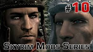 best hair mod for skyrim skyrim mods series 10 better men faces and better hair