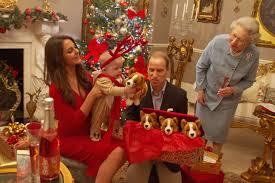 family christmas festive the royal family celebrate prince george s