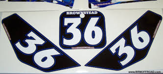 motocross bike numbers brm offroad graphics motorcycle dirtbike race numbers for your
