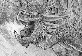 new dragon sketches by william o u0027connor impact books