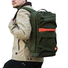 deus ex machina slim backpack 20l forest bike exif equipment