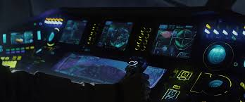pilot sci fi interfaces
