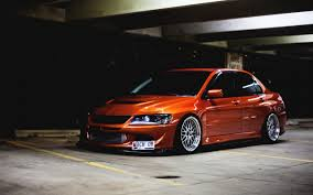 mitsubishi evo 7 stock evo 8 wallpaper