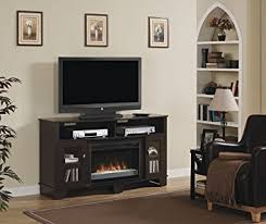 Amazon Fireplace Tv Stand by Amazon Com Classicflame 26mm4995 Pe91 La Salle Tv Stand For Tvs