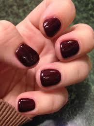 cnd shellac dark lava nails pinterest cnd shellac lava and