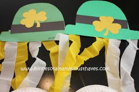toddler tuesday st patrick u0027s day crafts must have mom