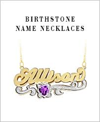 personalized name necklaces personalized name necklaces