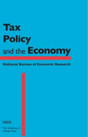 bureau for economic research book series national bureau of economic research tax policy and
