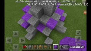 minecraft pe building wizard tower and x bow youtube