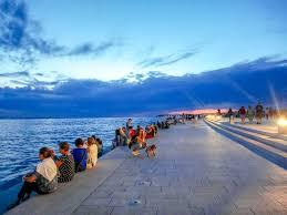 Sea Organ Zadar A Place Where Limestone Meets Sea Croatia Laugh Travel Eat