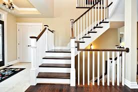 Design For Staircase Railing Stair Rail Interior Stair Railing Designs Stair Rail Brackets Home