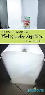 how to make a photo light box how to make a photography light box on a budget a few shortcuts
