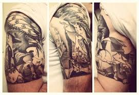 collection of picasso tattoos u2013 the artqrave blog