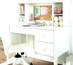 White Computer Desk Hutch White Storage Desk White Desk White Wood Desk Hutch Storage