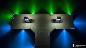 underwater led dock lights lf5 underwater led dock lighting system