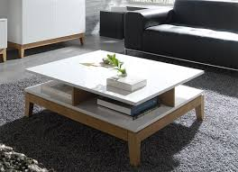 oak end tables and coffee tables white coffee table trendy white coffee tables white square