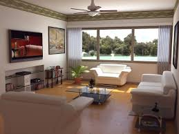 Simple Living Rooms Affordable Simple Cabinet In Living Room - Basic bedroom ideas