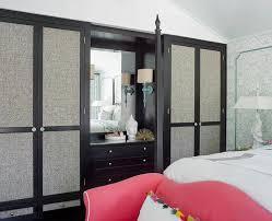 Cloth Closet Doors Fabric Closet Doors Design Ideas