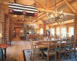 Log Home Decor Ideas The Great Camps Cabin Decor Idea The Great Camps Howstuffworks