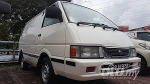 lexus van malaysia 2008 used nissan vanette 1 5 panel van 193963 oto my