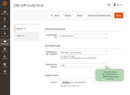 create a gift card magento 2 gift card extension gift vouchers for your magento 2