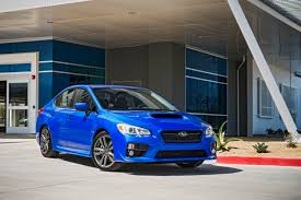 2016 subaru impreza hatchback blue 2016 subaru wrx and sti photo gallery autoblog