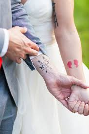 matching tattoo ideas for couples and a cool alternative for you