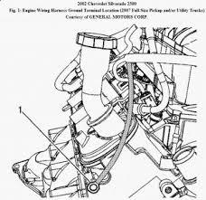 2002 chevy silverado service engine soon light on p0300