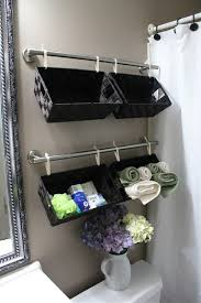 Storage Ideas For Small Bathrooms With No Cabinets 30 Brilliant Bathroom Organization And Storage Diy Solutions Diy