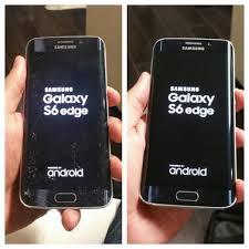android screen repair samsung galaxy s6 edge cracked screen repair san diego