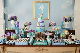 baby shower table decoration 33 gorgeous mermaid baby shower ideas table decorating ideas