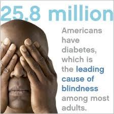 Diabetic Blindness Vsp Vision Care Goes Blue For Diabetes Awareness Vsp Global