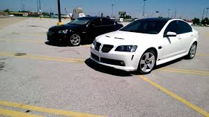pontiac g8 holden commodore youtube