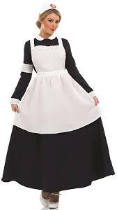 nurse costume spirit halloween ladies ww1 ww2 old victorian nurse florence nightingale fancy