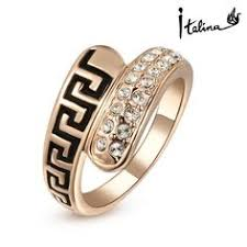 aliexpress buy brand tracyswing rings for women cheap gift buy quality ring bearer wedding gift directly from