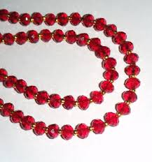 red crystal bead necklace images 75 best dainty crystal bead necklaces images bead jpg