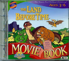 109 10924 land animated moviebook video game
