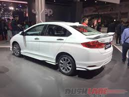 honda city facelift codename 2gc exported to japan for testing