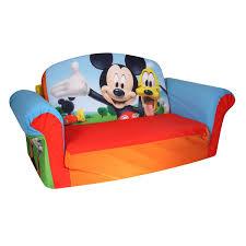 amazon com marshmallow furniture children u0027s upholstered 2 in 1