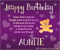 aunt birthday cards u2013 gangcraft net