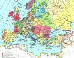 atlas map of europe whkmla historical atlas bavaria page