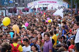 christian thanksgiving songs thanksgiving day became the largest christian holiday in ukraine