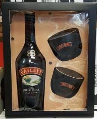 baileys gift set liquors baileys original gift set with 2 glasses